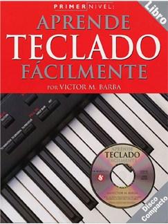 Primer Nivel: Aprende Teclado Facilmente CD y Libro | Teclado