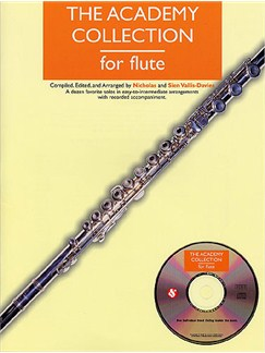 The Academy Collection: Flute Books and CDs | Flute