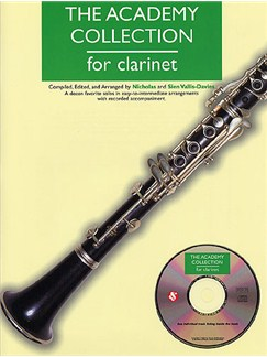 The Academy Collection: Clarinet Books and CDs | Clarinet