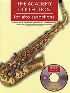 The Academy Collection: Alto Saxophone Books and CDs | Alto Saxophone