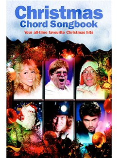 Christmas Chord Songbook Books | Lyrics and Chords