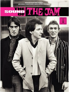 The Sound Of The Jam Books | Guitar Tab, with chord boxes