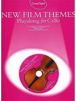 Guest Spot: New Film Themes Playalong For Cello Books and CDs | Cello