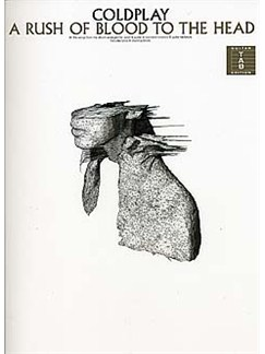 Coldplay: A Rush Of Blood To The Head (TAB) Books | Guitar Tab