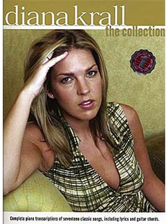 Diana Krall: The Collection Livre | Piano, Chant et Guitare (Boîtes d'Accord)