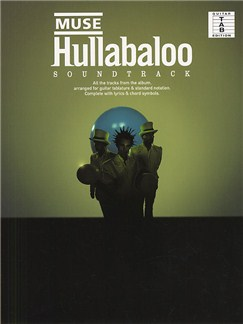 Muse: Hullabaloo Books | Guitar Tab, with Piano parts