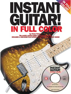 Instant Guitar! In Full Colour Books and CDs | Guitar