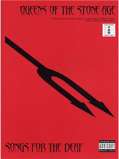 Queens Of The Stone Age: Songs For The Deaf Books   Guitar Tabulature