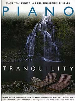Piano Tranquility Livre | Piano