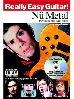 Really Easy Guitar! Nu Metal Books and CDs | Guitar