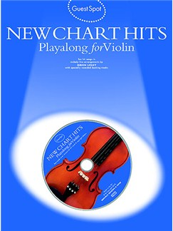 Guest Spot: New Chart Hits Playalong For Violin Books and CDs | Violin