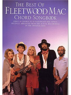 The Best Of Fleetwood Mac: Chord Songbook Books | Lyrics and Chord boxes