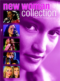New Woman Collection 2 Books | Piano, Voice, And Guitar Chord Boxes
