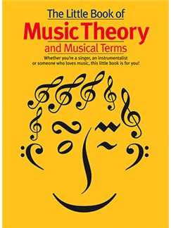 The Little Book Of Music Theory And Musical Terms Books |