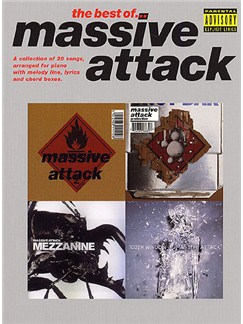 Best Of Massive Attack Books   Piano, Voice and Guitar