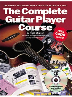 The Complete Guitar Player Course Pack Books and CDs | Guitar