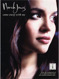 Norah Jones: Come Away With Me (TAB) Books | Guitar Tab