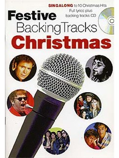 Festive Backing Tracks: Christmas Books and CDs | Lyrics