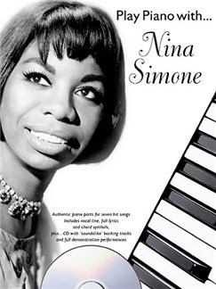 Play Piano With... Nina Simone Books and CDs | Piano & Vocal (with Chord Symbols)