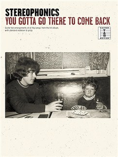 Stereophonics: You Gotta Go There To Come Back (TAB) Books | Guitar Tab, with chord boxes.