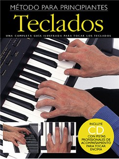 Empieza A Tocar Teclado (Incluye CD) Books and CDs | Keyboards