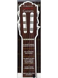 El Abanico De Acordes De Guitarra  | itarra