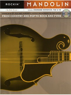 Bob Grant: Rockin' Mandolin Books and CDs | Mandolin