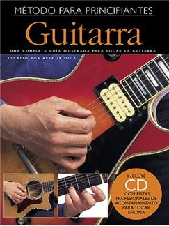 Empieza A Tocar Guitarra (Incluye CD) Bog og CD | Guitar