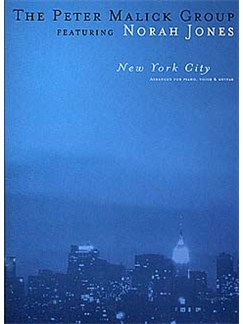 The Peter Malick Group Featuring Norah Jones: New York City (PVG) Books | Piano and Voice, with Guitar chord boxes