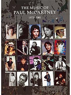 The Music Of Paul McCartney 1973-2001 Books | Piano, Voice & Guitar With Chord Boxes