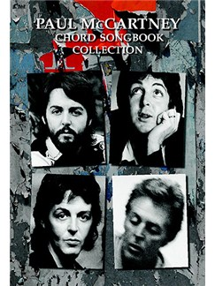 Paul McCartney: Chord Songbook Collection Books | Lyrics & Chords boxes