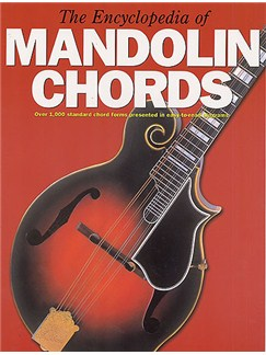 The Encyclopedia Of Mandolin Chords Books | Mandolin
