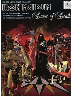 Iron Maiden: Dance Of Death Books | Guitar Tab