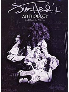 Jimi Hendrix: Anthology Books | Melody line, Lyrics and Chords