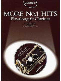 Guest Spot: More No.1 Hits Playalong For Clarinet Books and CDs | Clarinet