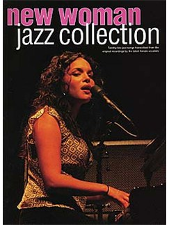 New Woman Jazz Collection Books | Piano, Vocal & Guitar (with Chord Boxes)