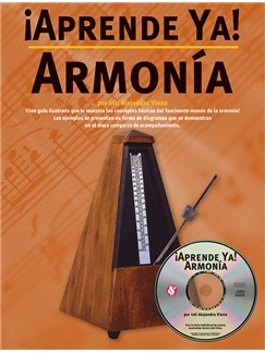 Aprende Ya: Armonia CD y Libro |