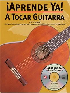 Aprende Ya! A Tocar Guitarra Bog og CD   Guitar