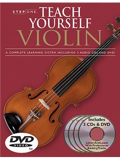 Step One: Teach Yourself Violin (CD/DVD Pack) Books, CDs and DVDs / Videos | Violin