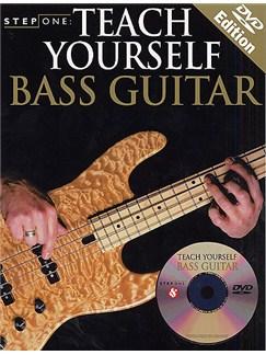 Step One: Teach Yourself Bass Guitar (DVD Edition) Books and DVDs / Videos | Bass Guitar