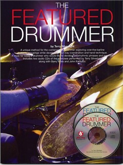 The Featured Drummer Books and CDs | Drums