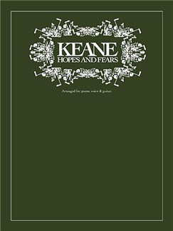 Keane: Hopes And Fears Books | Piano, Vocal & Guitar (with Chord Boxes)