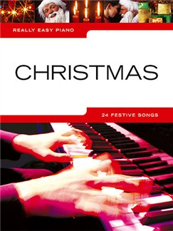 Really easy piano Christmas image