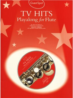Guest Spot: TV Hits Playalong For Flute Books and CDs | Flute