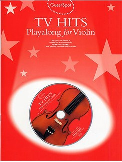 Guest Spot: TV Hits Playalong For Violin Books and CDs | Violin