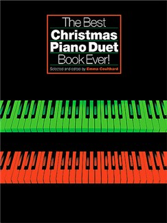The Best Christmas Piano Duet Book Ever Livre | Piano Duo