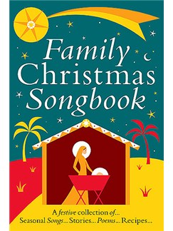 Family Christmas Songbook Books | Piano, Voice