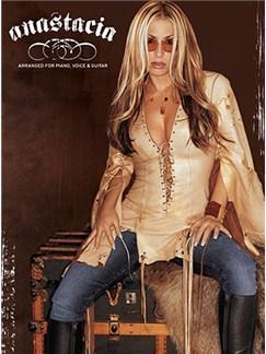 Anastacia: Anastacia Books | Piano, Vocal & Guitar (with Chord Boxes)