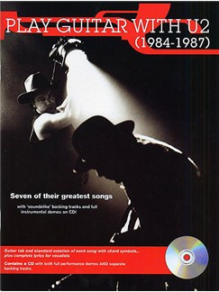 Play Guitar With... U2 - 1984 To 1987 Books and CDs | Guitar Tab