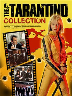 The Tarantino Collection Books | Guitar Tab (with Chord Boxes)